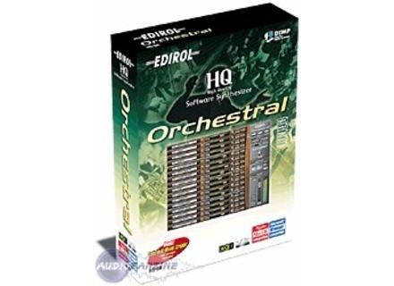 Edirol HQ-OR Orchestral
