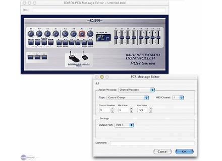 Edirol PCR Editor