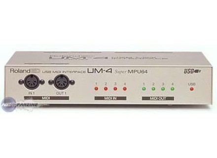 Edirol UM-4