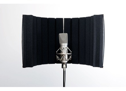 Editors Keys Portable Vocal Booth Home Edition