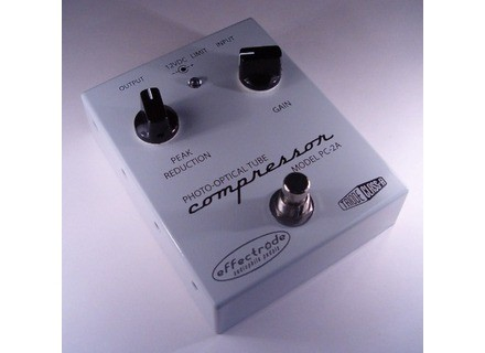 Effectrode PC-2A Photo-optical Tube Compressor
