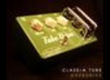 Effectrode Tube Drive Overdrive Pedal