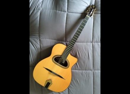 Eimers Guitars Pizzarelli Long Scale