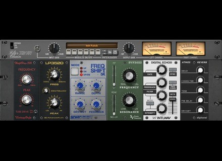 Ekssperimental Sounds Studio Filter Chain X8187