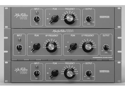 Ekssperimental Sounds Studio Vintage Filter Suite