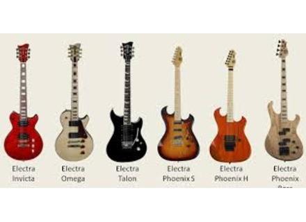 Electra Guitars Phoenix Bass