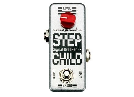Electro Faustus EF108 Step Child