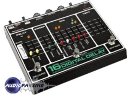 Electro-Harmonix 16 Second Digital Delay