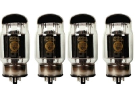 Electro-Harmonix 6550 Matched Quartet