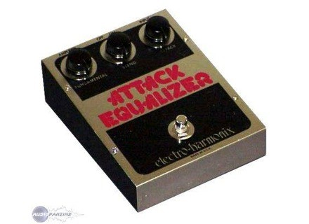 Electro-Harmonix Attack Equalizer