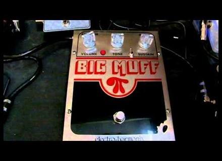 Electro-Harmonix Big Muff - Lunatic 3.14 - Modded by MSM Workshop