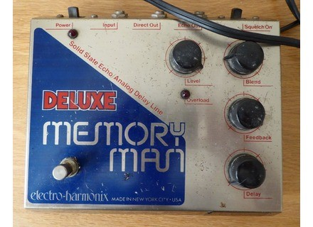Electro-Harmonix Deluxe Memory Man Mk1
