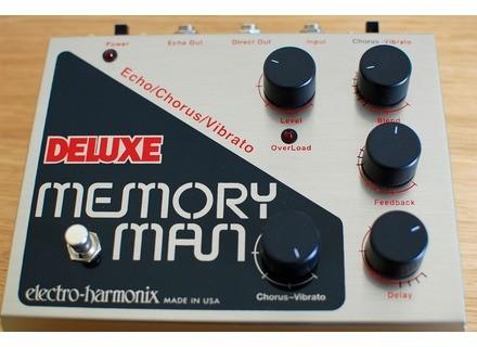 Electro-Harmonix Deluxe Memory Man Mk4