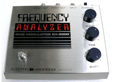 Electro-Harmonix Frequency Analyzer Mk2