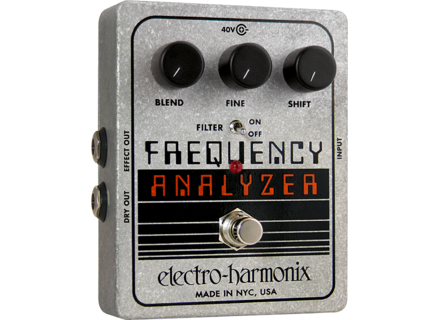 Electro-Harmonix Frequency Analyzer XO