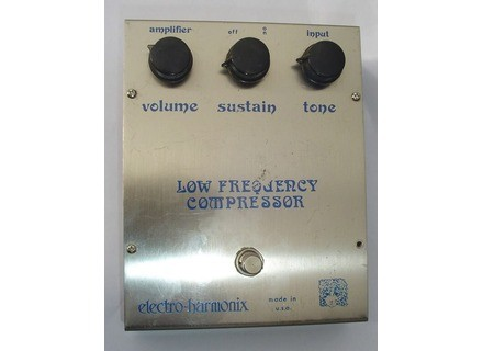 Electro-Harmonix Low Frequency Compressor