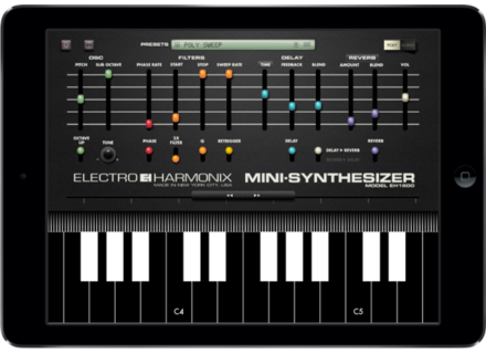 Electro-Harmonix Mini Synthesizer