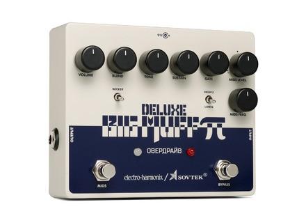 Electro-Harmonix Sovtek Deluxe Big Muff Pi