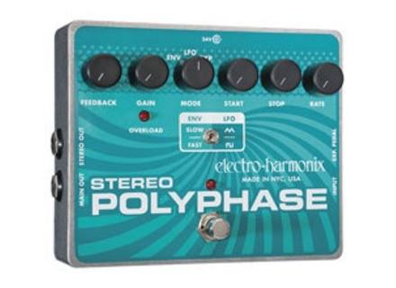 Electro-Harmonix Stereo Polyphase XO