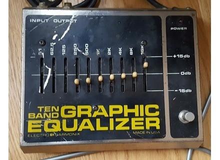 Electro-Harmonix Ten Band Graphic Equalizer