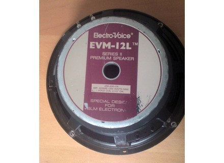 Electro-Voice Evm12L série II