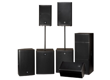 Electro-Voice Live X Series