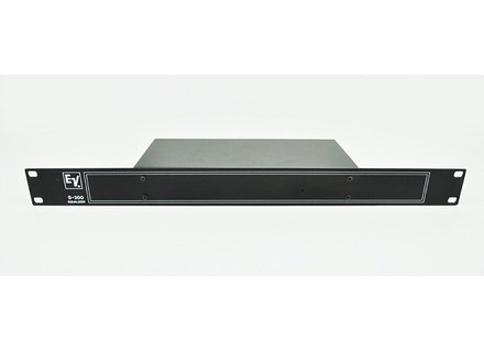 Electro-Voice S 200 equalizer