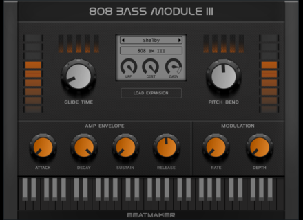 Electronik Sound Lab 808 Bass Module III