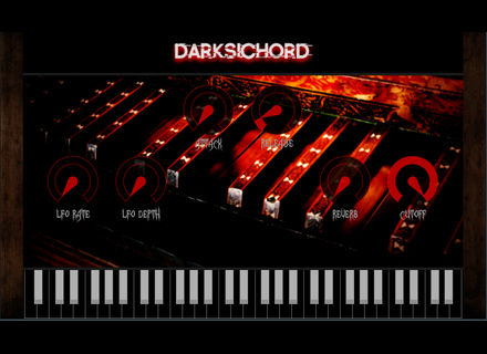 Electronik Sound Lab Darksichord