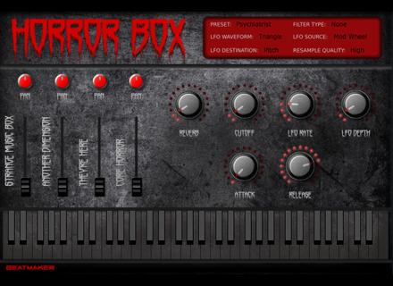Electronik Sound Lab Horror Box