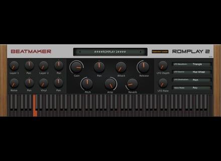 Electronik Sound Lab Romplay 2