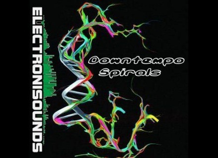 ElectroniSounds Downtempo Spirals