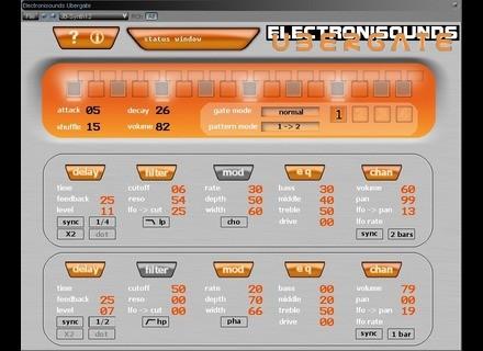 ElectroniSounds Ubergate
