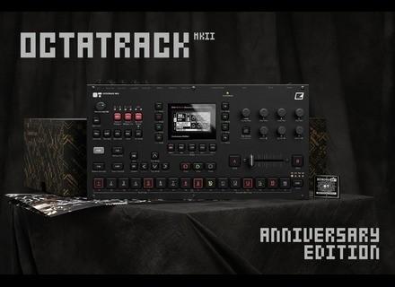 Elektron Octatrack MKII Anniversary Black Edition