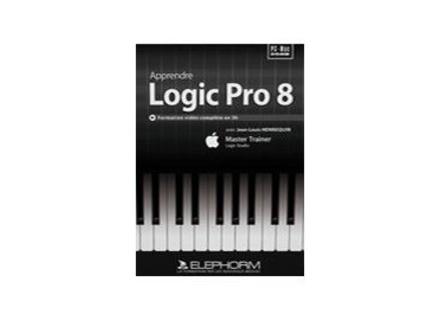 Elephorm Apprendre Logic Pro 8