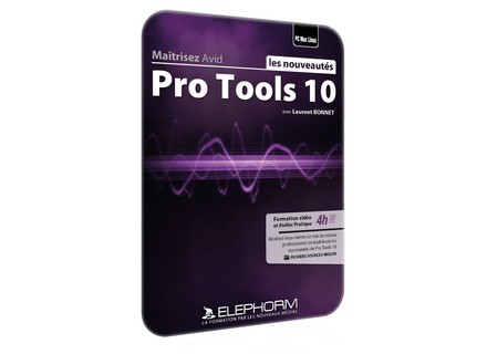 Elephorm Apprendre Pro Tools