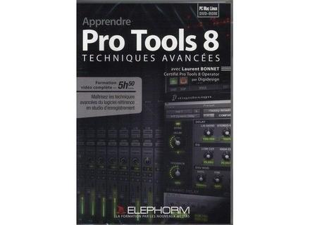 Elephorm Apprendre Pro Tools 8 - Techniques Avancées