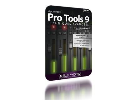 Elephorm Apprendre Pro Tools 9 - Techniques Avancées