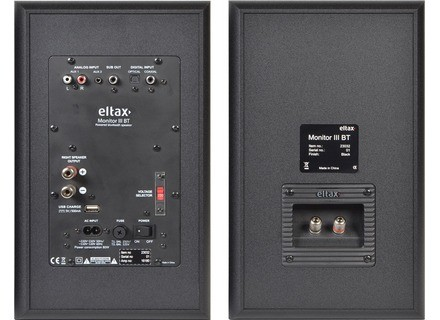 List of the 14 Hi-Fi Speakers Eltax products - Audiofanzine