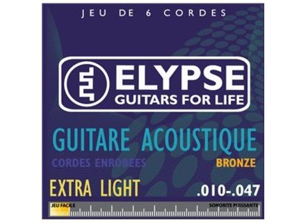 Elypse Guitars AS-461C