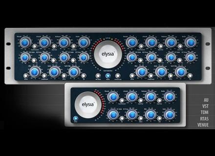 Elysia Alpha Compressor Plugin