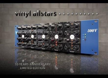 Elysia Nvelope 500 Vinyl Allstars Limited Edition