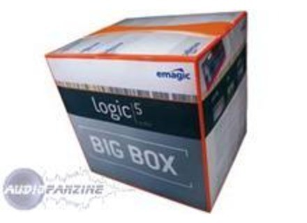 Emagic Bigbox Logic Audio 5