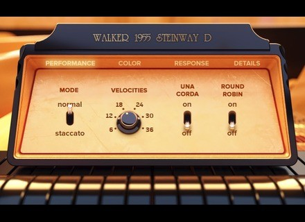 Embertone Walker 1955 Steinway D