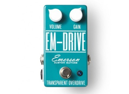 Emerson Custom Guitars EM Drive