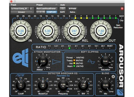 Empirical Labs Arousor rev2