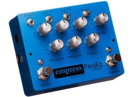 Empress Effects ParaEq w/Boost