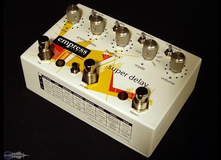 Empress Effects Super Delay