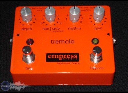 Empress Effects Tap Tremolo
