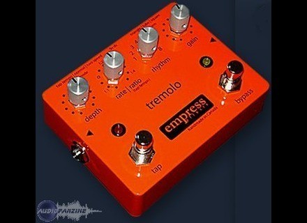 Empress Effects Tremolo Plugin